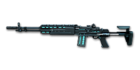 M14EBR-BlueLight