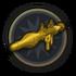 TechCard Blaster Gold