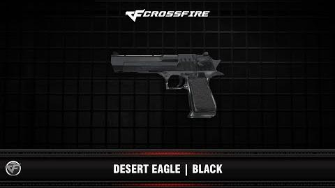 CF Desert Eagle Black