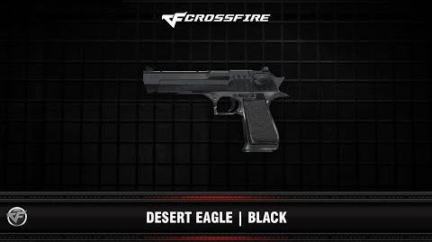 CF Desert Eagle Black