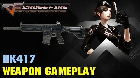 CrossFire VN - HK417-1