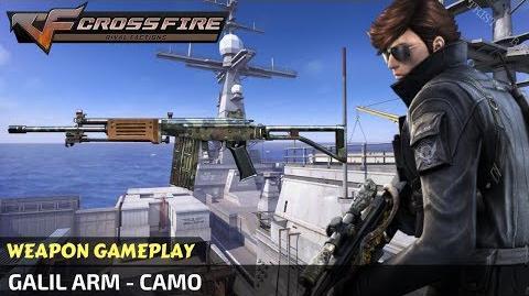 CrossFire Vietnam - Galil ARM - Camo