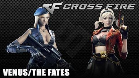 Video - CrossFire Vietnam 2 0- Venus - VVIP Female Character