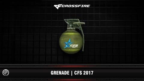 CF Grenade CFS 2017