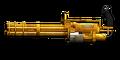 MG Gatling Gun-Gold