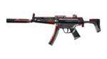 MP5-S Ares Render