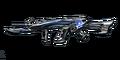 AK12 K IronSpider Piece
