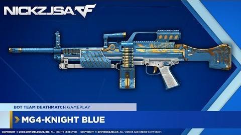 MG4-Knight Blue CROSSFIRE China 2.0