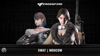 CF SWAT Moscow