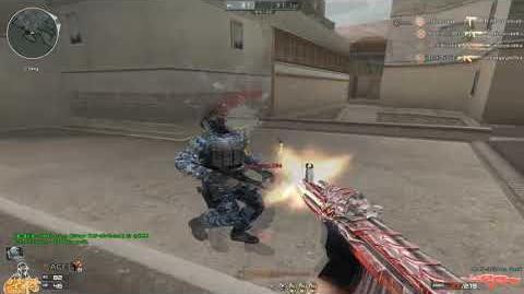 CrossFire - AK-47-Beast Punk
