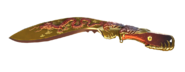 Kukri Beast render