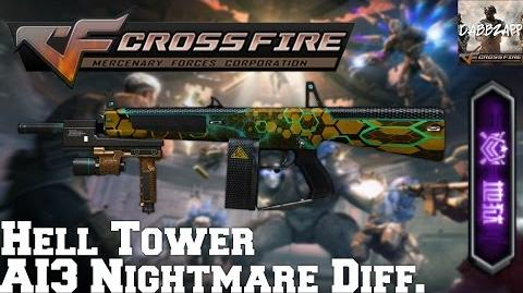 CFQQ 2.0 Hell Tower AI3 Nightmare Diff
