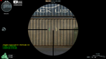 Kar98K Scope Reticle 2