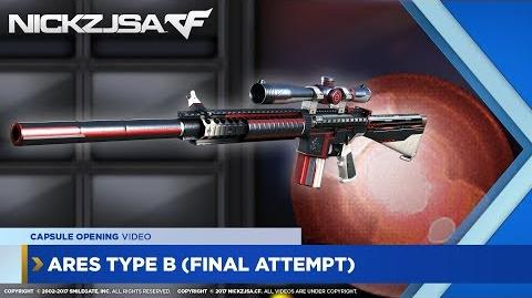 Ares Type B - Attempt 3 (Capsule Opening) CROSSFIRE Indonesia 2.0