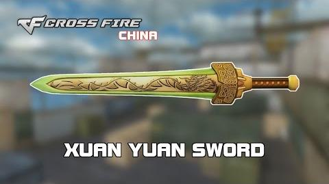 CF China Xuan Yuan Sword showcase by svanced