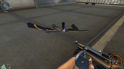 Cross Fire Philippines Thompson-Carbon!