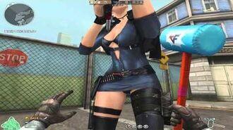 CrossFire China Balloon Hammer