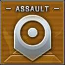 Assault Badge Class B Level 3