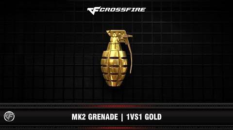 CF MK2 Grenade 1vs1 Gold (Beta)