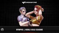 CF Nymphs Noble Gold Seaside (Beta)