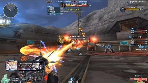 M4A1-S Under Tech Vs BOSS WAR - Full match 21p