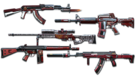 Red Ranked Set