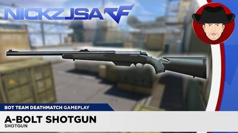A-Bolt Shotgun CROSSFIRE Russia 2
