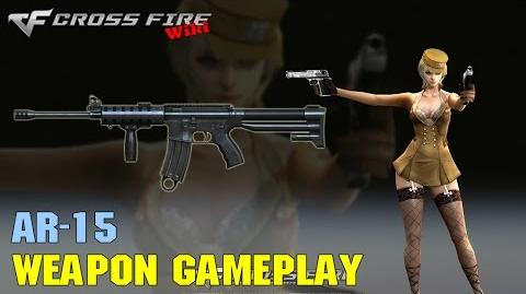 CrossFire - AR-15 - Weapon Gameplay