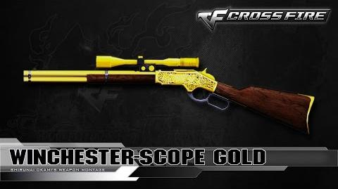 CrossFire China Winchester-Scope Gold ☆