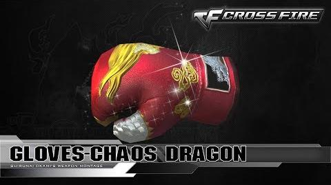CrossFire Vietnam Gloves-Chaos Dragon ☆