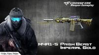 Crossfire Vietnam M4A1-S Prism Beast Imperial Gold