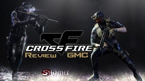 CrossFire – Review do personagem GMC (SBS) – 9 – SG