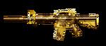 M4a1sgoldblackdragon