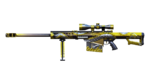 M82A1 ROYAL DRAGON 3 ULTIMATE GOLDSMITH RD