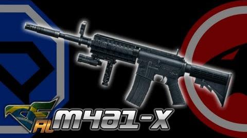 M4A1-X | Crossfire Wiki | FANDOM powered by Wikia