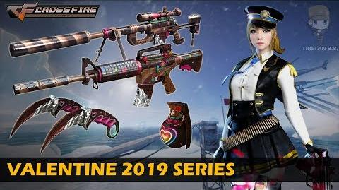 CrossFire China Valentine 2019 Series (Showcase)