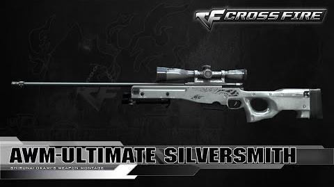 CrossFire Vietnam AWM-Ultimate Silversmith ☆