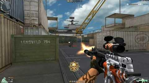 Cross Fire Europe M4A1-Custom Octane (Origin) !