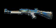 American-180 Knight Blue