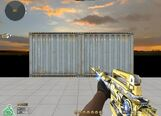 M4A1-S Transformer Imperial Gold