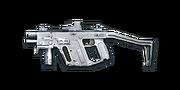 SMG KrissSuperV-Silver