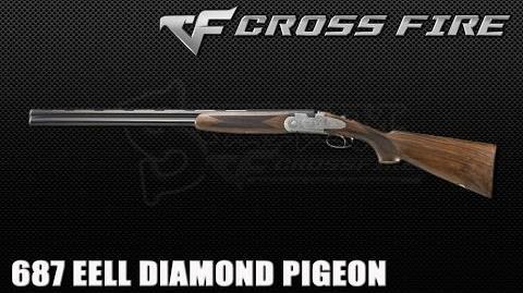 CrossFire Vietnam 687 EELL Diamond Pigeon ☆-0