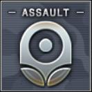 Assault Badge Class A Level 1