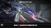 CF M4A1 Silencer Predator CG (2015)