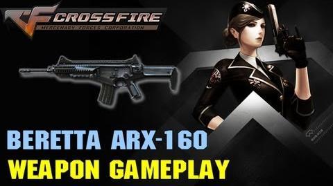 CrossFire VN - Beretta ARX-160
