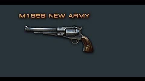Cross Fire China M1858 New Army Review !