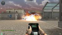 Wide Grenade-Transformers 2 Explosion