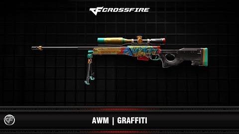 CF AWM Graffiti
