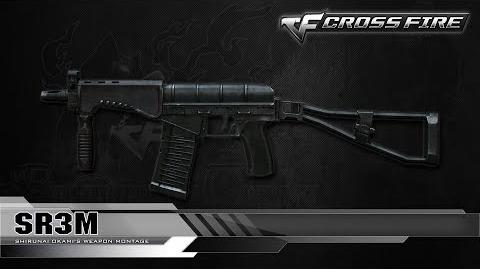 CrossFire Indonesia SR3M ☆-1
