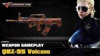CrossFire VN - QBZ 95 Volcano